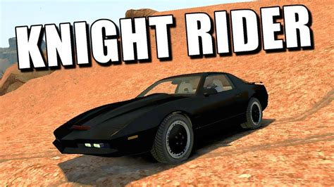 Mod Gta 5 Kitt | grand theft auto iv knight rider kitt mod hd youtube