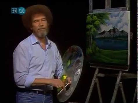 bob ross painting episode bob ross tranquil valley the of painting season 4
