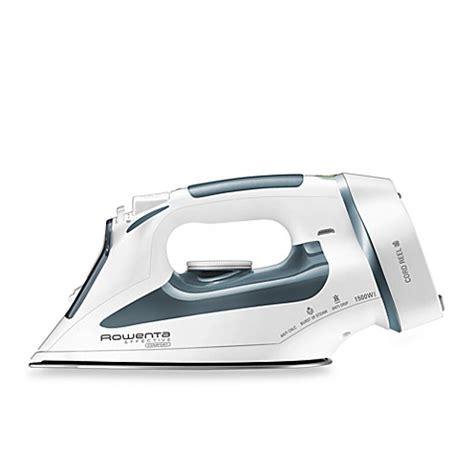 rowenta effective comfort buy rowenta 174 effective comfort 174 cord reel iron from bed