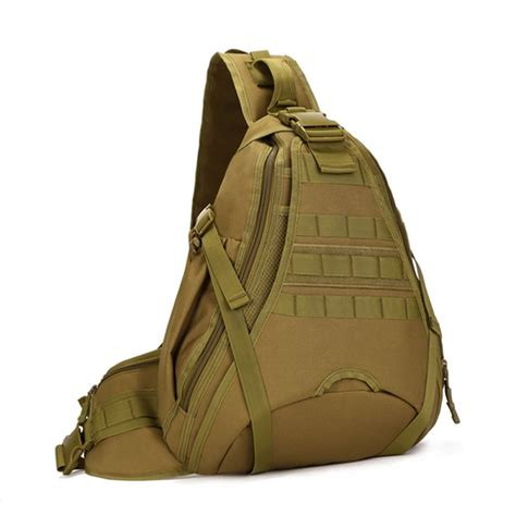 molle daypack tactical sling chest pack bag molle daypack laptop