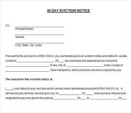 eviction notice template nc 24 free eviction notice templates excel pdf formats