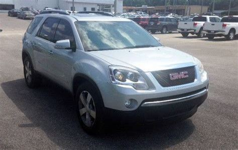 2009 gmc acadia slt awd navi leather dual moonroof canadian mississauga ontario used car for sale sell used 2009 gmc acadia slt2 navigation sunroof dvd leather power liftgate in marianna