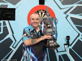 Sunderland Winter Gardens - phil taylor claims his 16th world matchplay title daily mail online