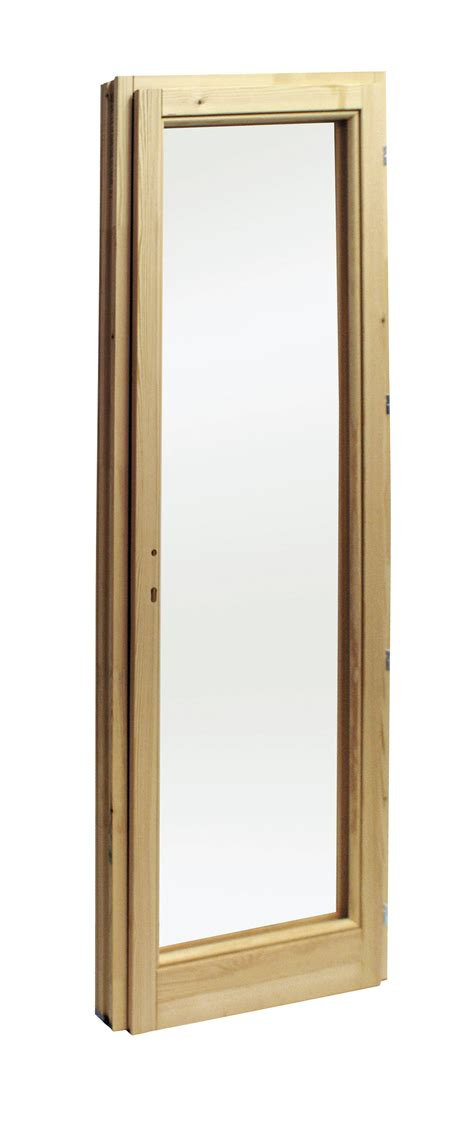porte in pino porta finestra in pino nordico 1 anta destra 80x215 cm