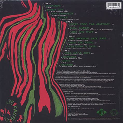 A Tribe Called Quest Low End Theory Hip Hop Rap S Black Size L a tribe called quest the low end theory lp jive 中古レコード通販 大阪 root records hip hop r b