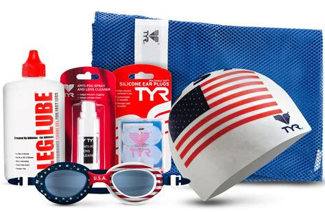 Cressi Kid Set Swim Cap Goggle tyr quot usa quot swim essentials kit shimanoshiftleverset11speed
