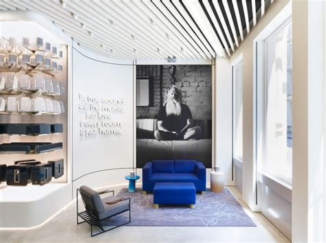 sonos rooms sonos flagship store by partners spade new york city 187 retail design