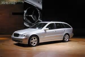 2002 Mercedes C320 Wagon 2002 Mercedes