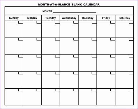 blank calendar template excel excel blank calendar template gallery resume ideas