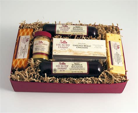 costco hickory farms gift pack hickory farms beef hearty gift set food grocery gift sets