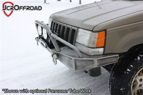 Jeep Zj Performance Parts Jeep Grand Zj 92 98 Diy Front Winch Bumper
