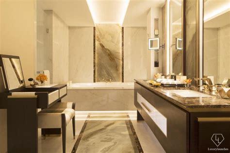 shangri la bathroom 25 coolest hotel bathrooms in the world 2016