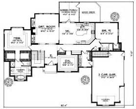 3 bedroom 1 bath ranch floor plan trend home design and big ranch house plans ranch floor plans