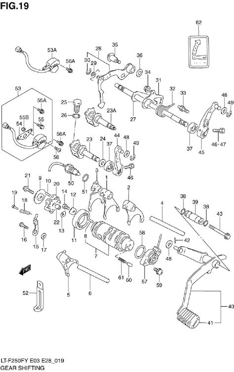 suzuki 230 runner atv wiring diagram get free image