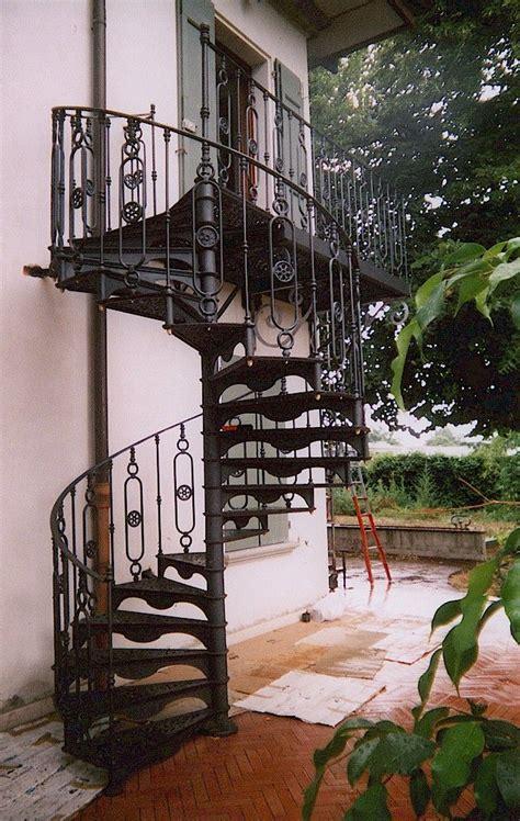 scale per interni in ferro battuto 17 migliori idee su ringhiere in ferro battuto su