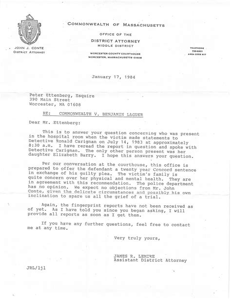 Parole Support Letter From Employer Sle Parole Hearing Letters Pictures To Pin On Pinsdaddy