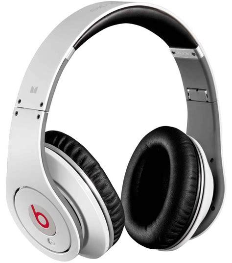 Headset Dr Beat duble dot new beats by dr dre studio headphones white