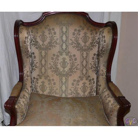 sillones antiguos butacas o sillones antiguos tapizadas comprar y vender