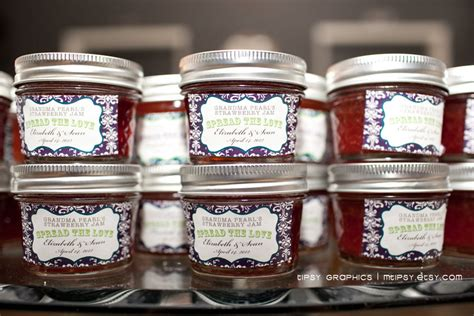 design ideas for jelly labels spread the love jam packed with love jam label design