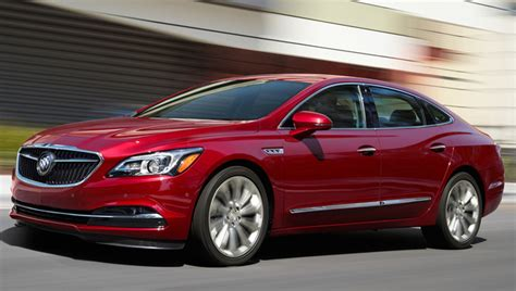 2020 Buick Electra Estate Wagon by 2018 Buick Lacrosse Overview Cargurus