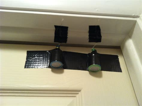 diy house alarms