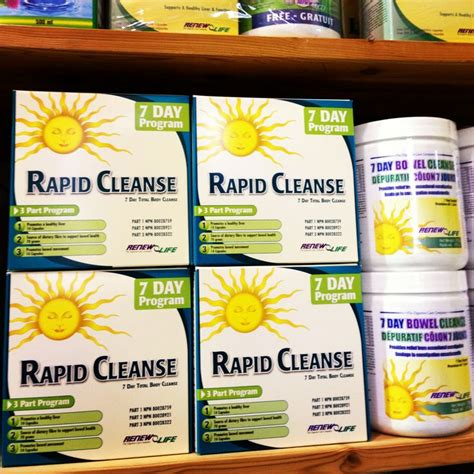 Rapid Detox Bc rapid cleanse from renew canada http www