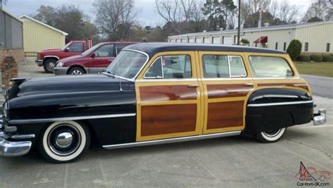 Chrysler Town And Country Wagon by 1953 Chrysler Town And Country Station Wagon