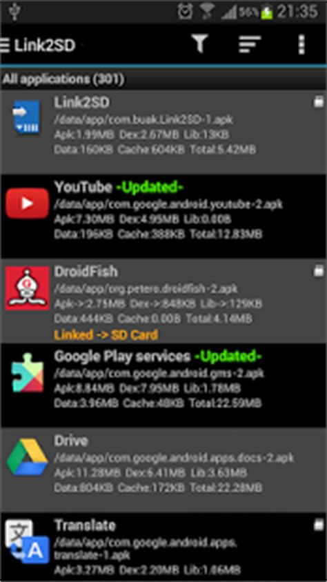 link2sd full version apk link2sd plus apk v4 0 12 patched apps full free download