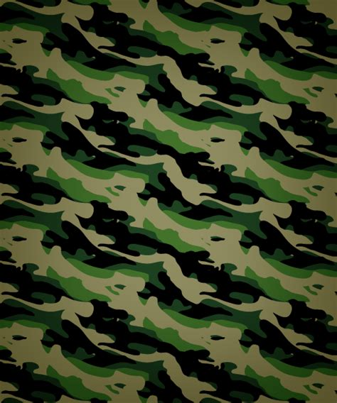 army pattern eps army camouflage seamless vector pattern vector patterns