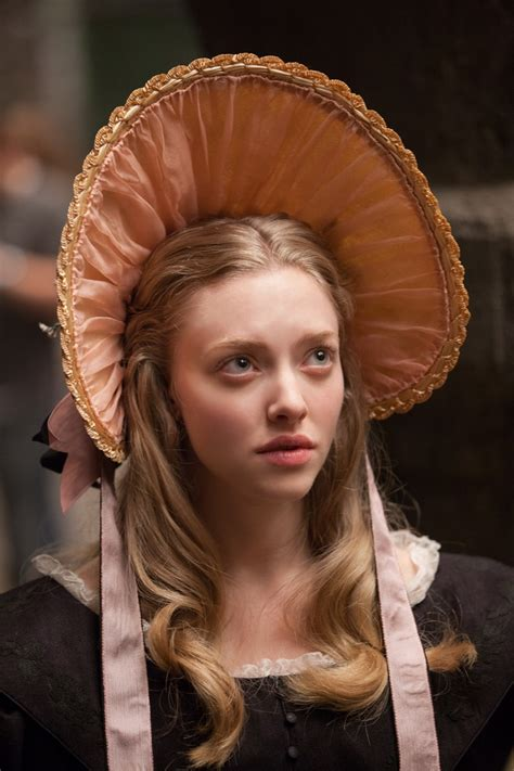 Les Mkserables 2 Cosette cosette amanda seyfried les miserables memorable musicals les