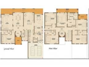 6 Bedroom House Plans by 6 Bedroom Floor Plans Find House Plans