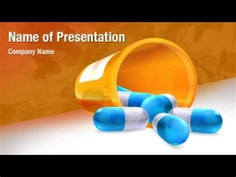 Medical Pills Powerpoint Video Template Backgrounds Digitalofficepro 01396v Youtube Pills Powerpoint Template