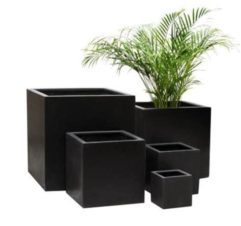 modern plant pots drainage with modern plant pots helpfulgardener com