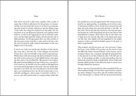 book layout headers gui design what to name to the quot body quot of a software