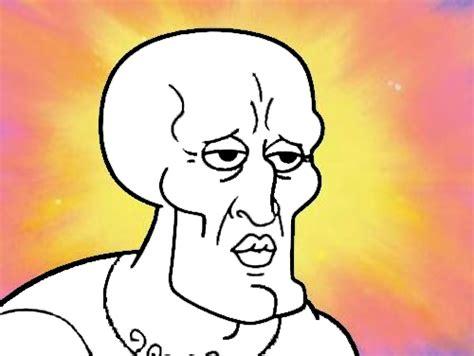 Calamardo Meme - calamardo guapo meme by slevinkrauser on deviantart