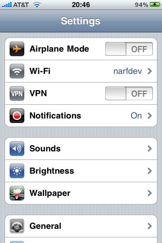 if iphone settings reset your iphone to factory default settings or reset iphone network settings question defense