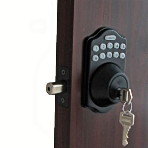 Lock Door by Lockey E Digital Keyless Electronic Deadbolt Door Lock