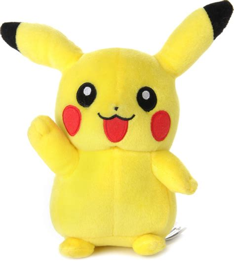 amazon com higogogo super cute plush toy bean bag chair pink red pokemon pikachu 8 inch pikachu buy pokemon toys in