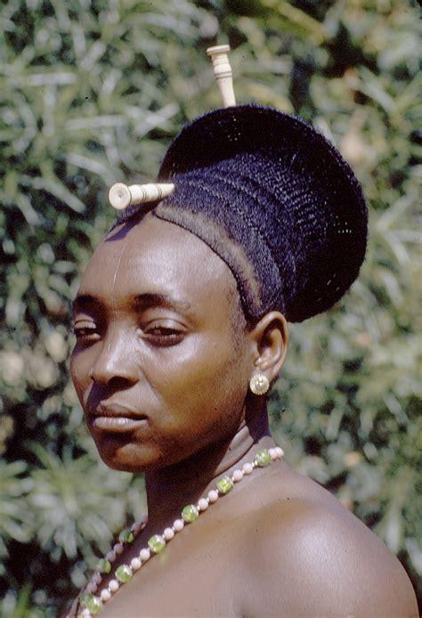 african hairstyles tribal trip down memory lane mangbetu people the famous