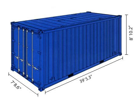 foot shipping containers  sale integrated
