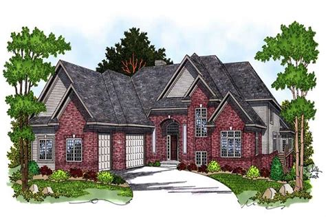 3800 sq ft house plans country home with 4 bdrms 3800 sq ft house plan 101 1201