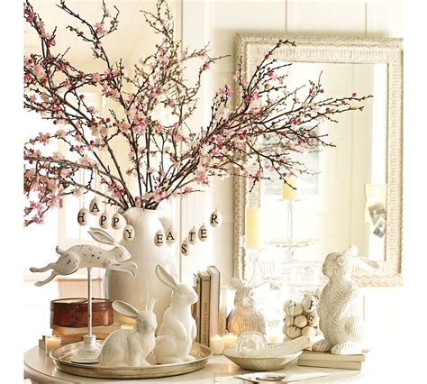 easter decorations for the home decorate your home for easter homedee com