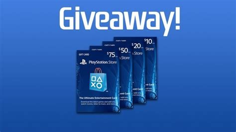 Playstation Giveaway - is there any way to find free playstation network cards