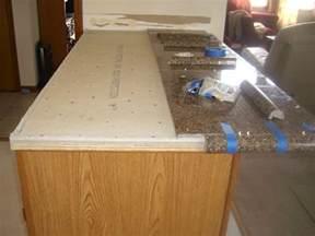 Diy Granite Tile Countertop by Granite Tile Countertop Diy Backsplashes Tiling Ideas