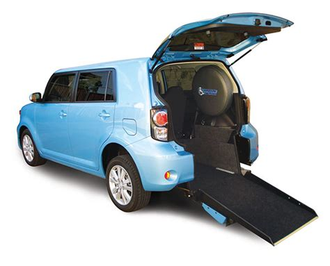 toyota wheelchair accessible toyota rukus wheelchair access vehicle conversions