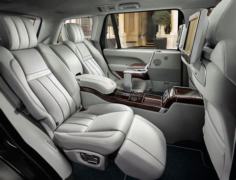 range rover autobiography interior 2016 land rover reveals the most expensive suv you can buy