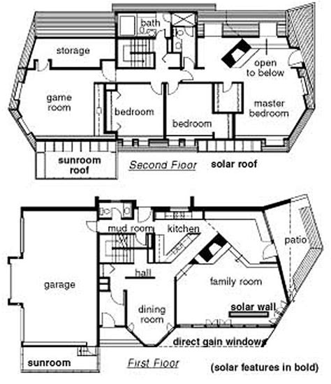 passive solar house plans by lohzat on deviantart 1000 images about passive house plans on pinterest