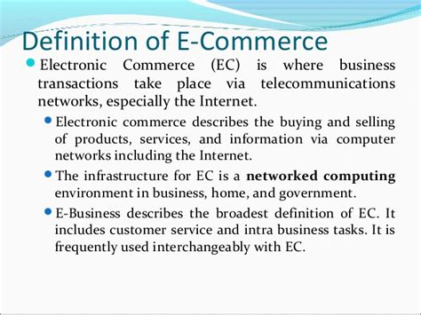 Mail Order House Definition by E Commerce