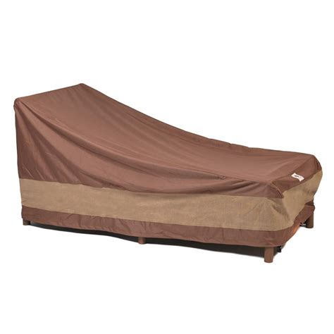 Chaise Lounge Covers Duck Covers Ultimate 80 Quot L Patio Chaise Lounge Cover