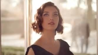 most recent model shoedazzle commercial stunning arizona muse in estee lauder commercial daily